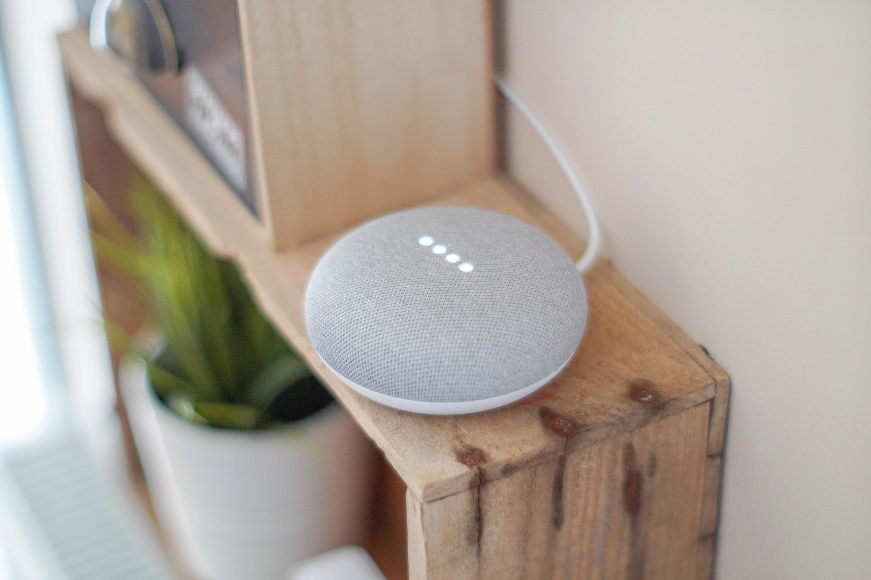 Smart Google home SMS