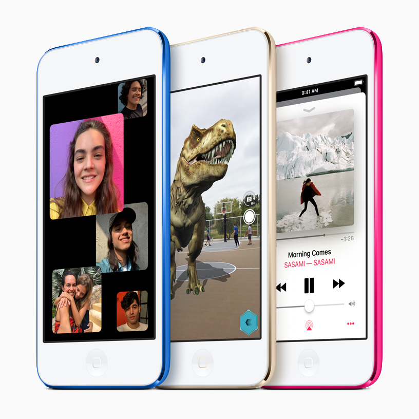 Apples ipod touches new 2019