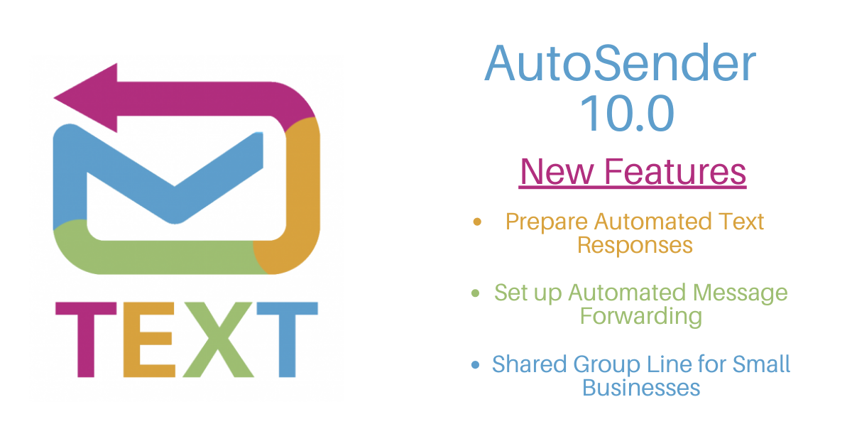 AutoSender Pro 10.0 features